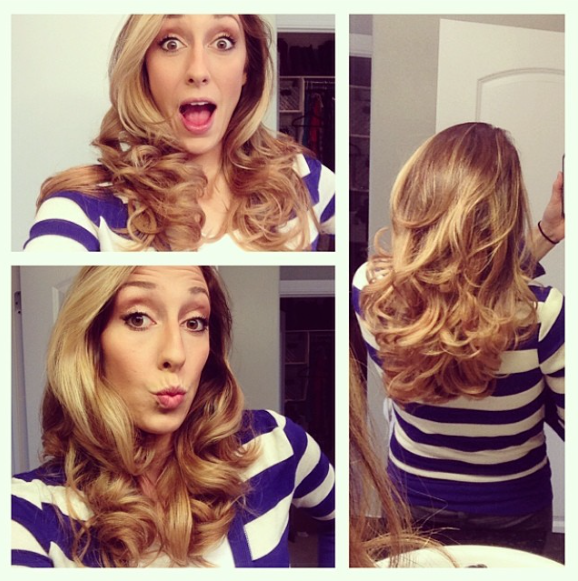 How To Use HOT ROLLERS! (...and Actually Make It Look Good