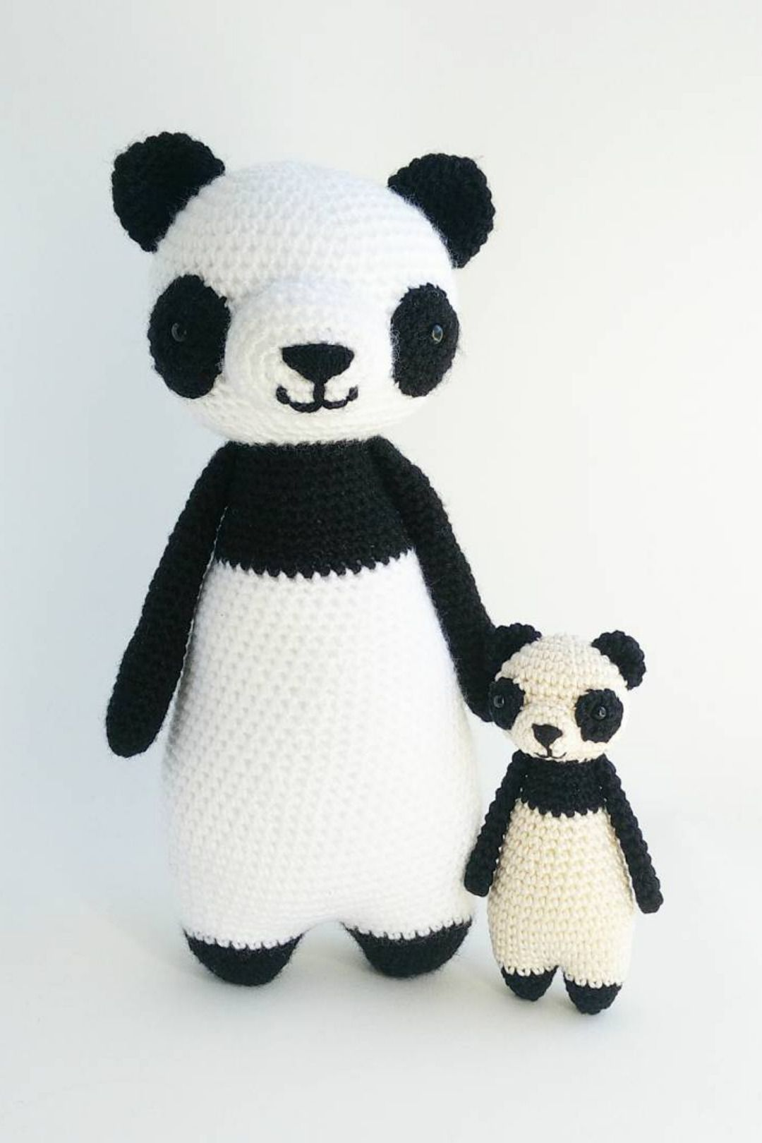 Pineapple Panda crochet pattern - Amigurumi Today | 1620x1080
