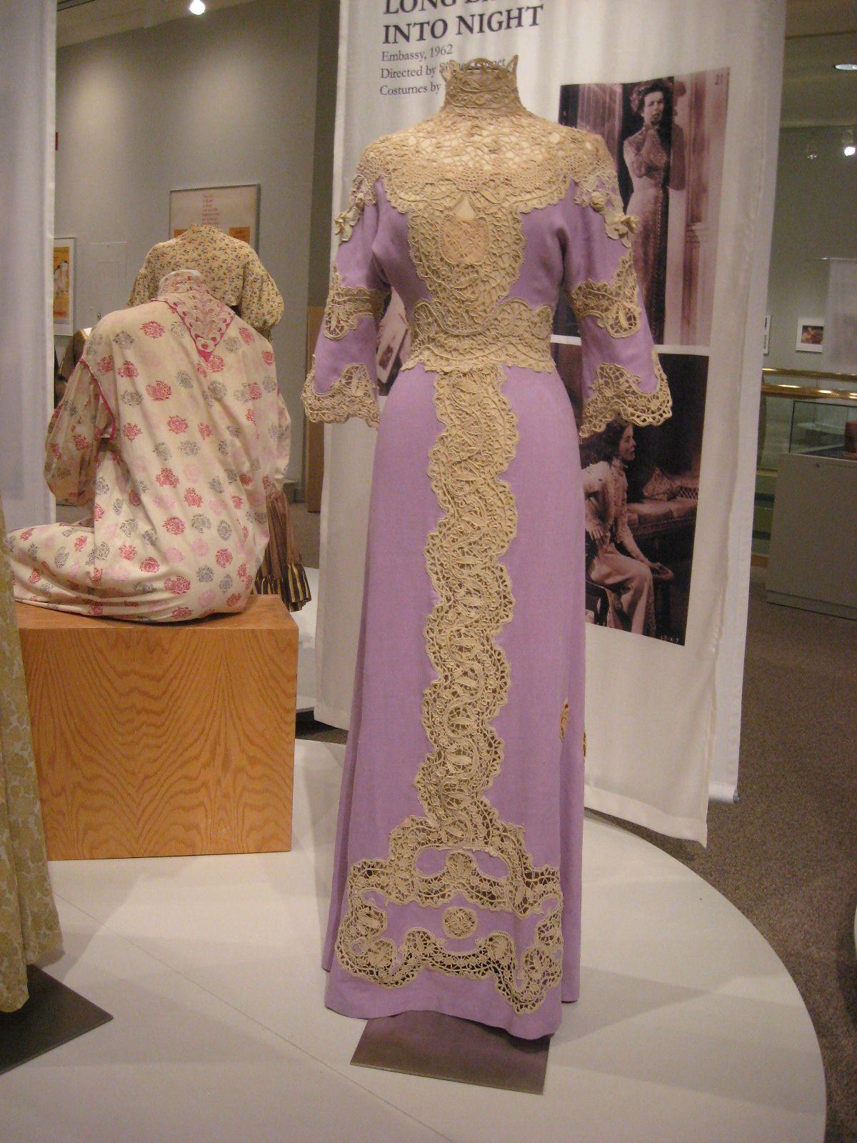 "Katharine Hepburn - ""Long Days Journey Into Night"" (1962) - Costume designer : Sophie Devine"