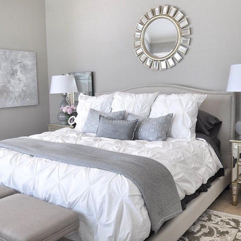 35 Beautiful Bed Linen Decorating Ideas Schlafzimmer Bedroom