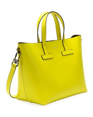 Ines Medium Shopping Bag Yellow Size M Roger Vivier Roger