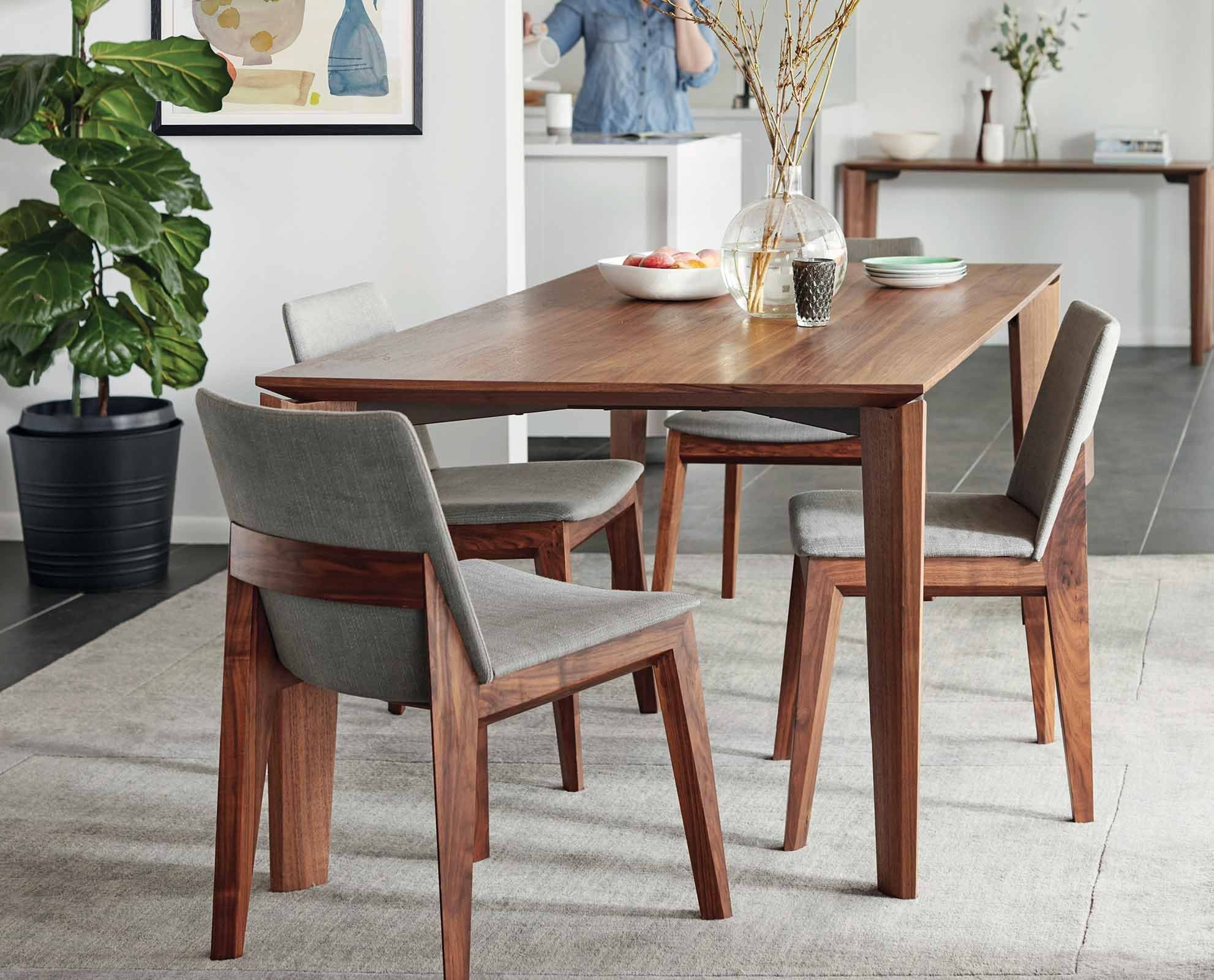 Vidare Dining Table Scandis Scandinavian Dining Room Minimalist Dining Room Scandinavian Dining Table