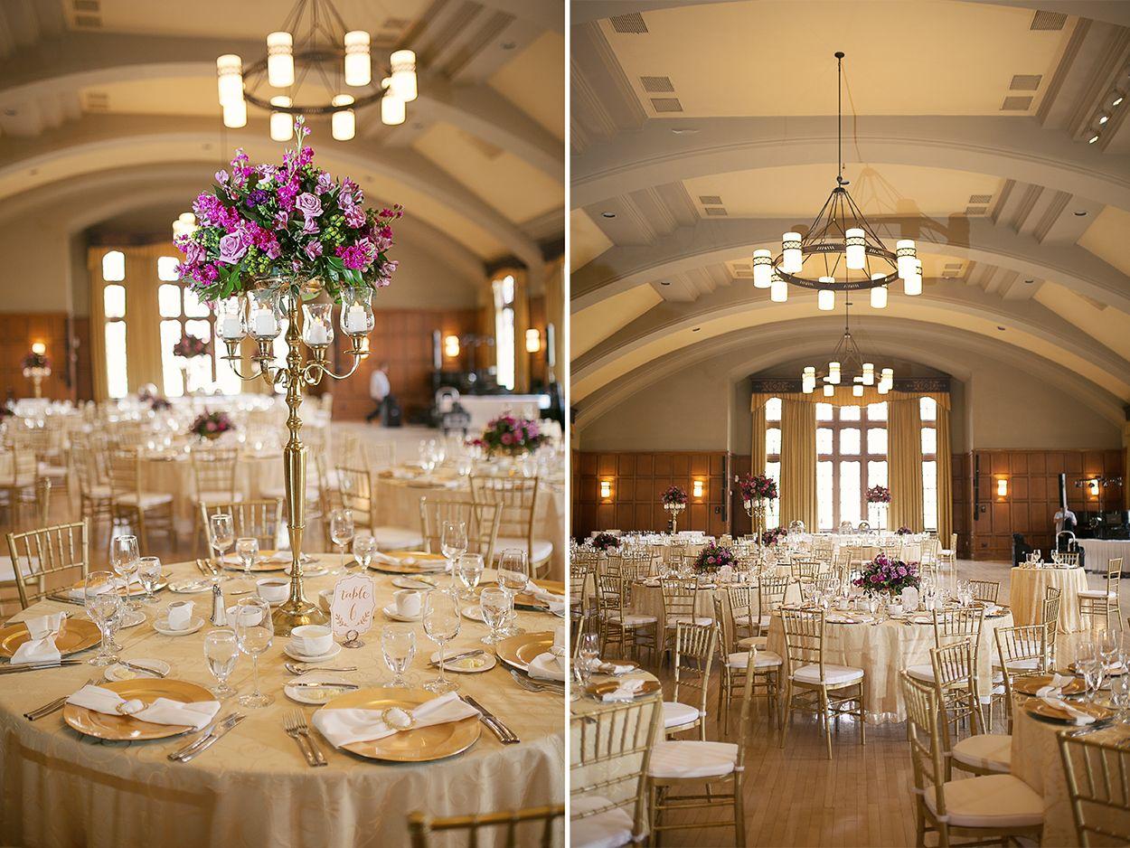 Ann Arbor Michigan Wedding Photographer Reception Held At U Of M S League