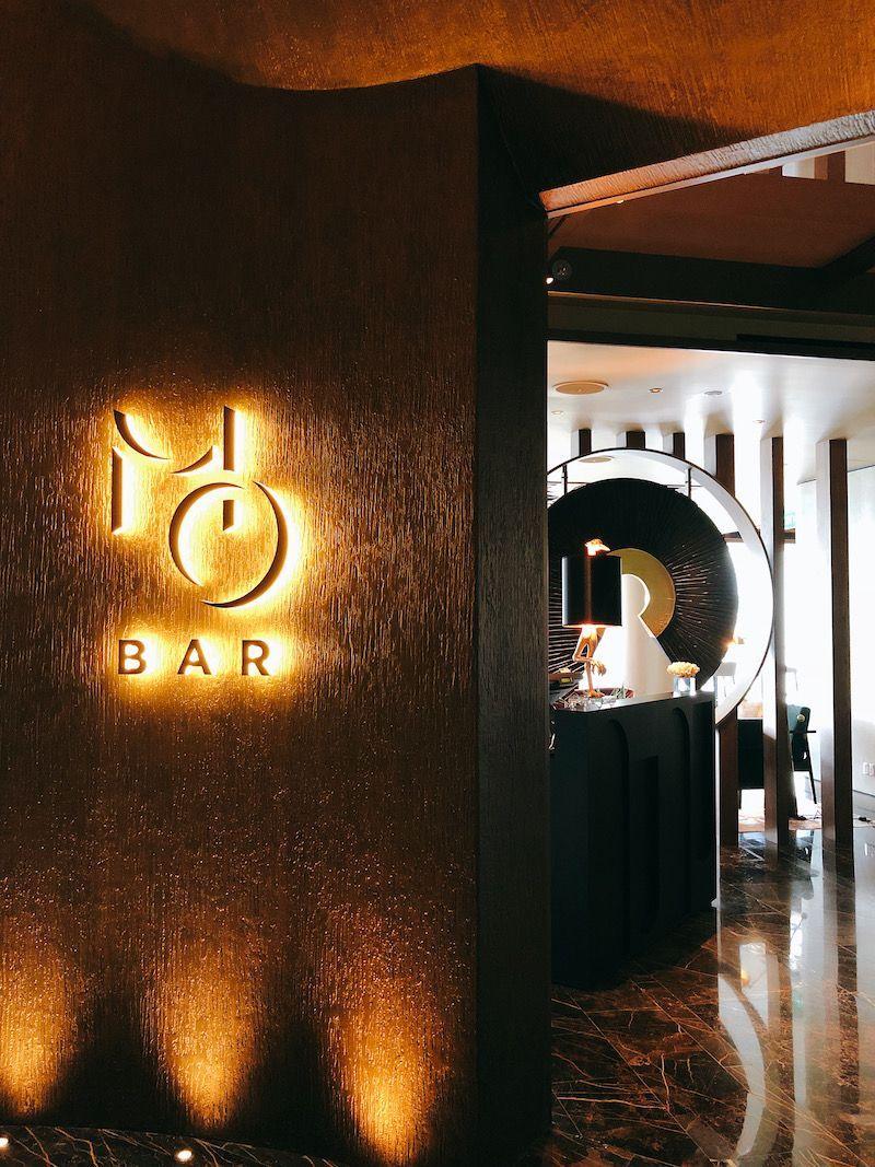 Mandarin Oriental's classy Mo Bar is the latest addition