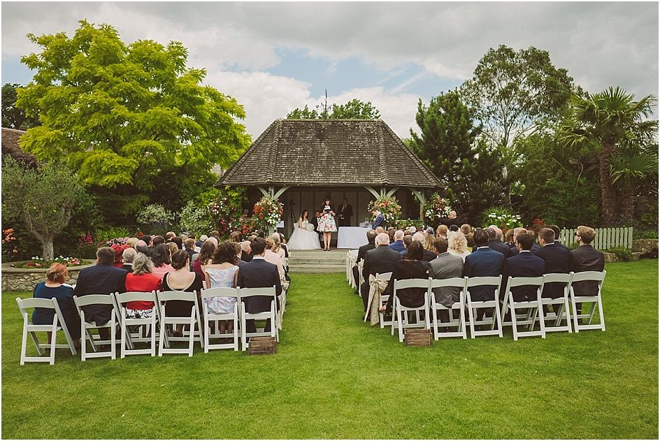 Wedding Kent Outdoor Venue