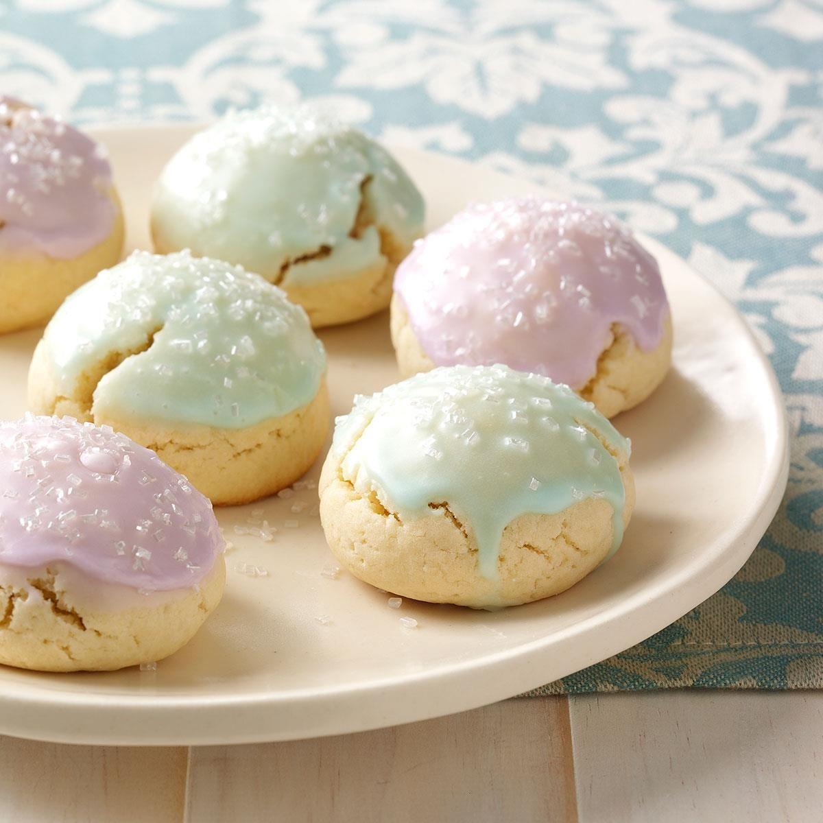 Tender Italian Sugar Cookies