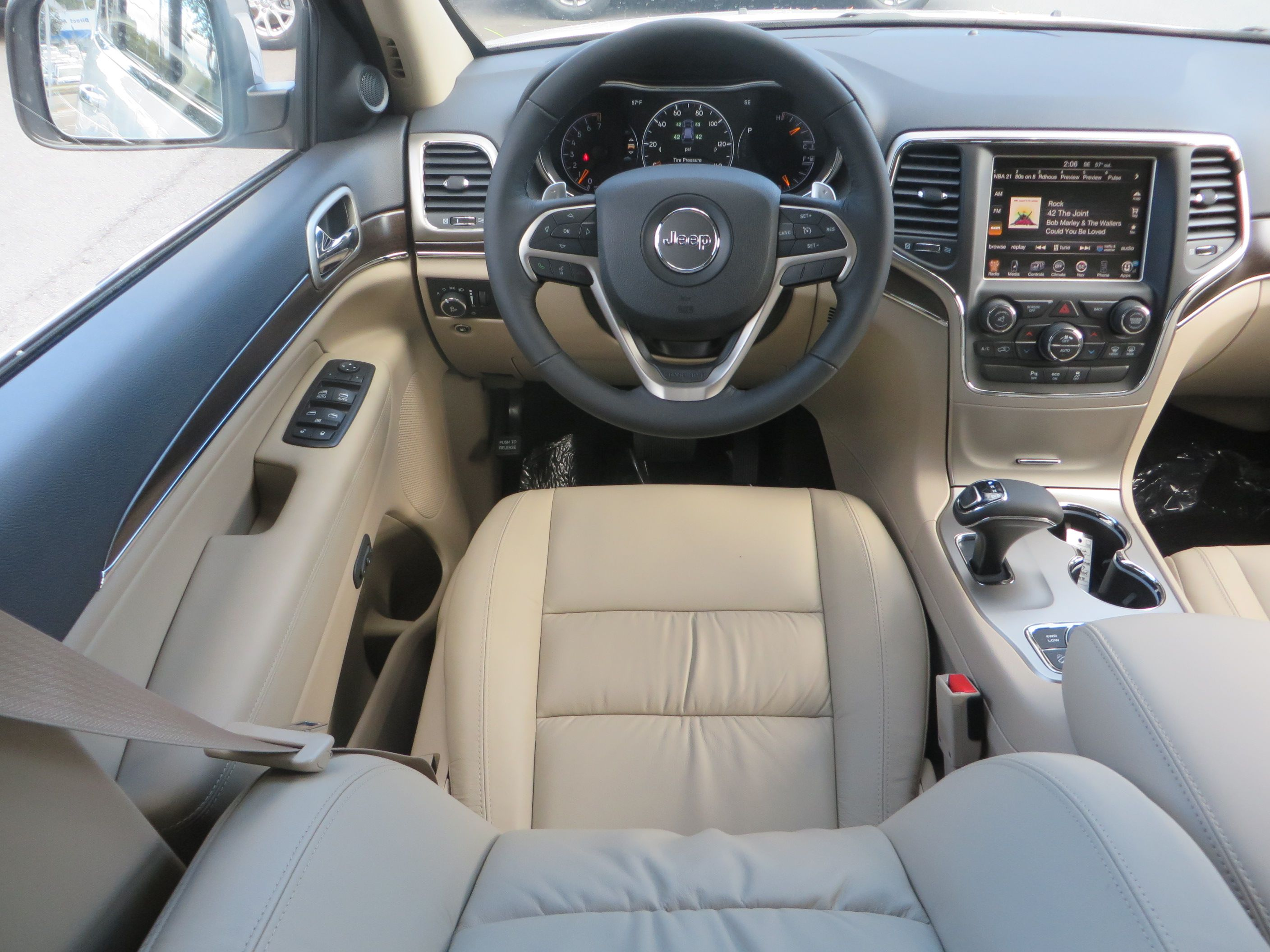 White jeep compass with tan interior - 2017 jeep cherokee limited interior ...