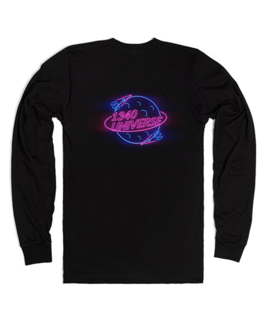 1340 COLLECTIVE CO. / ROUND 6 love the neon look