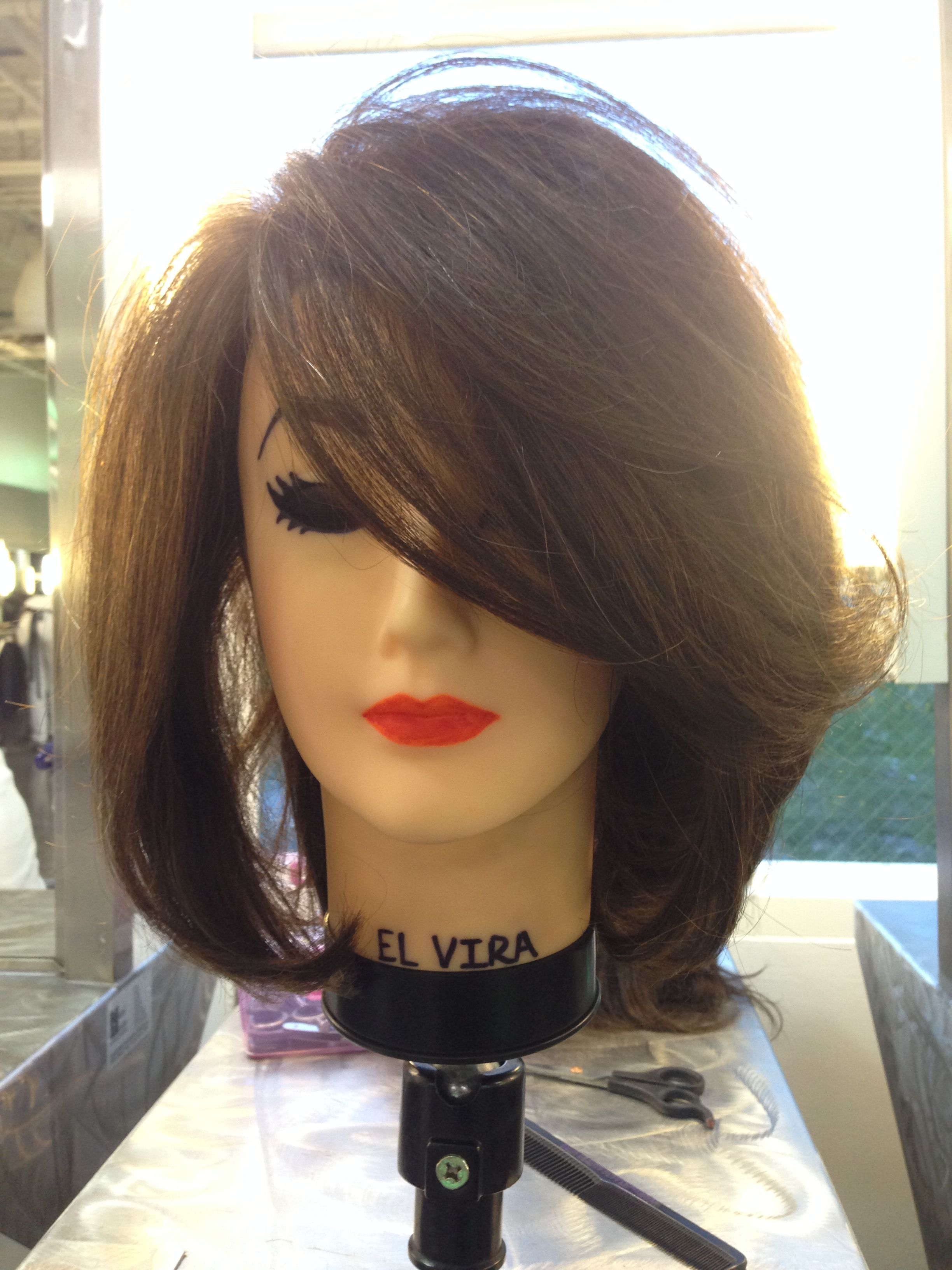 Pin By Shawnai Foster On Hair In 2020 Blowdry Styles Round Brush Blowdry Blow Dry