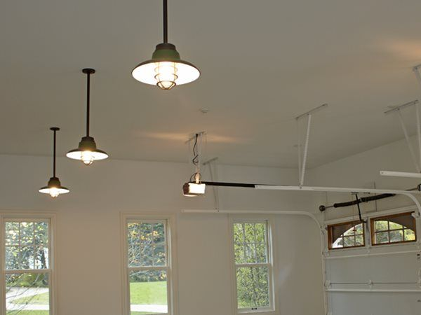 Nice Interior For Garage Lighting Pinteres