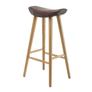 KYA Wooden Frame Barstool, 398€, now featured on Fab.