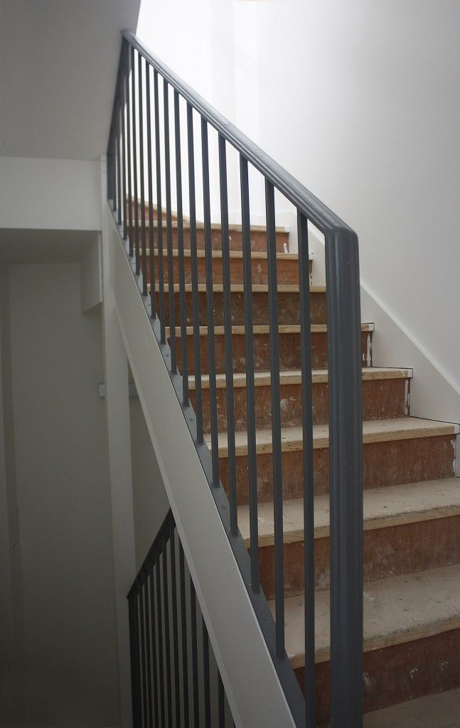 Traditional Mild Steel Balustrade For A Small-scale Four