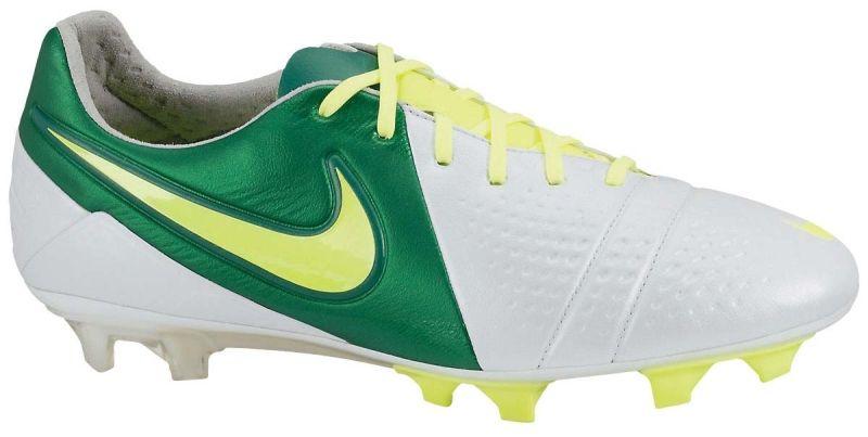 Nike CTR360 Maestri III FG Wit Groen