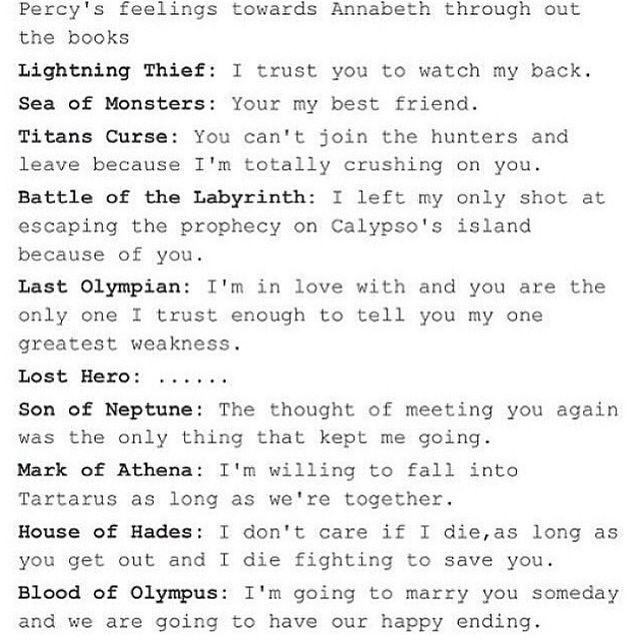 Awe the last one is so cute!! #Percabeth