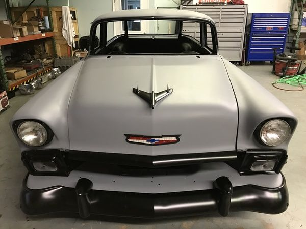 1955 Chevrolet Nomad With Images Chevrolet Dream Cars Custom
