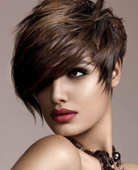 Strange 1000 Images About My Style On Pinterest Asymmetrical Pixie Short Hairstyles Gunalazisus