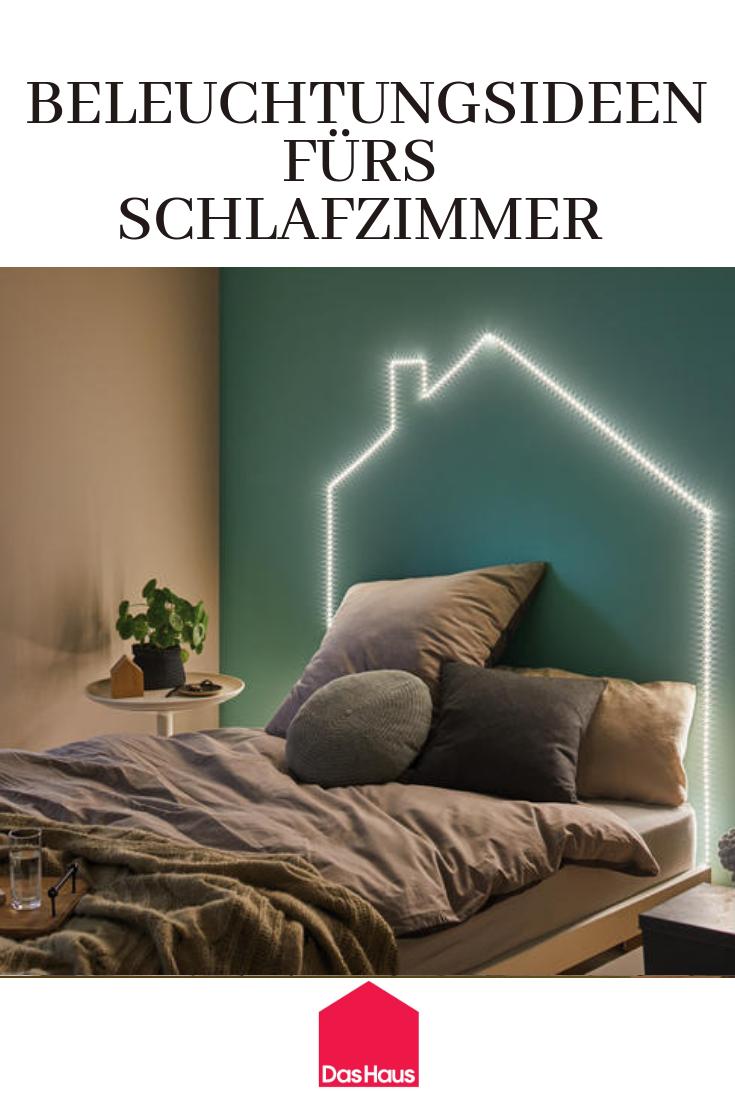 Beleuchtungsideen fürs Schlafzimmer | Beleuchtung: Ideen ...