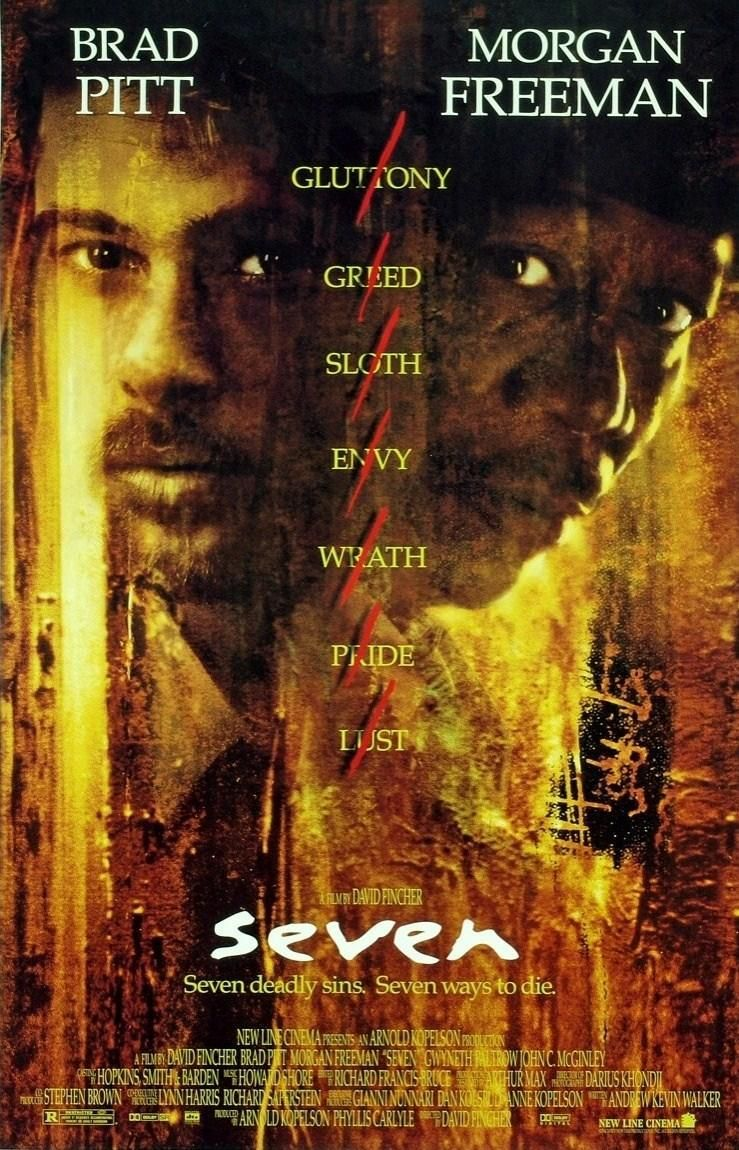 Seven: dual audio [Eng-Hindi] Download Full Movie In 700mb