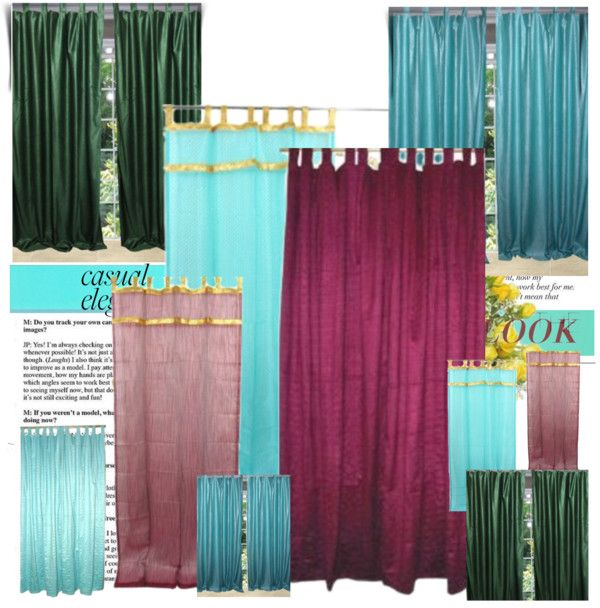 Indian Curtain For Home Decore
