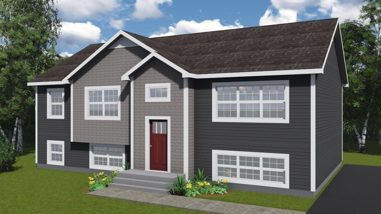 Split Entry Scarborough Floor Plan | Split Entry | Home Designs