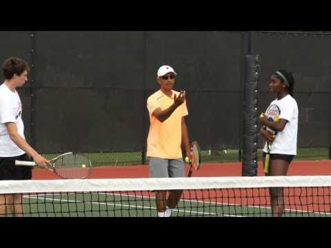Doubles Strategy I Setting And Closing Drill Youtube Tennis Doubles Drill Doubles
