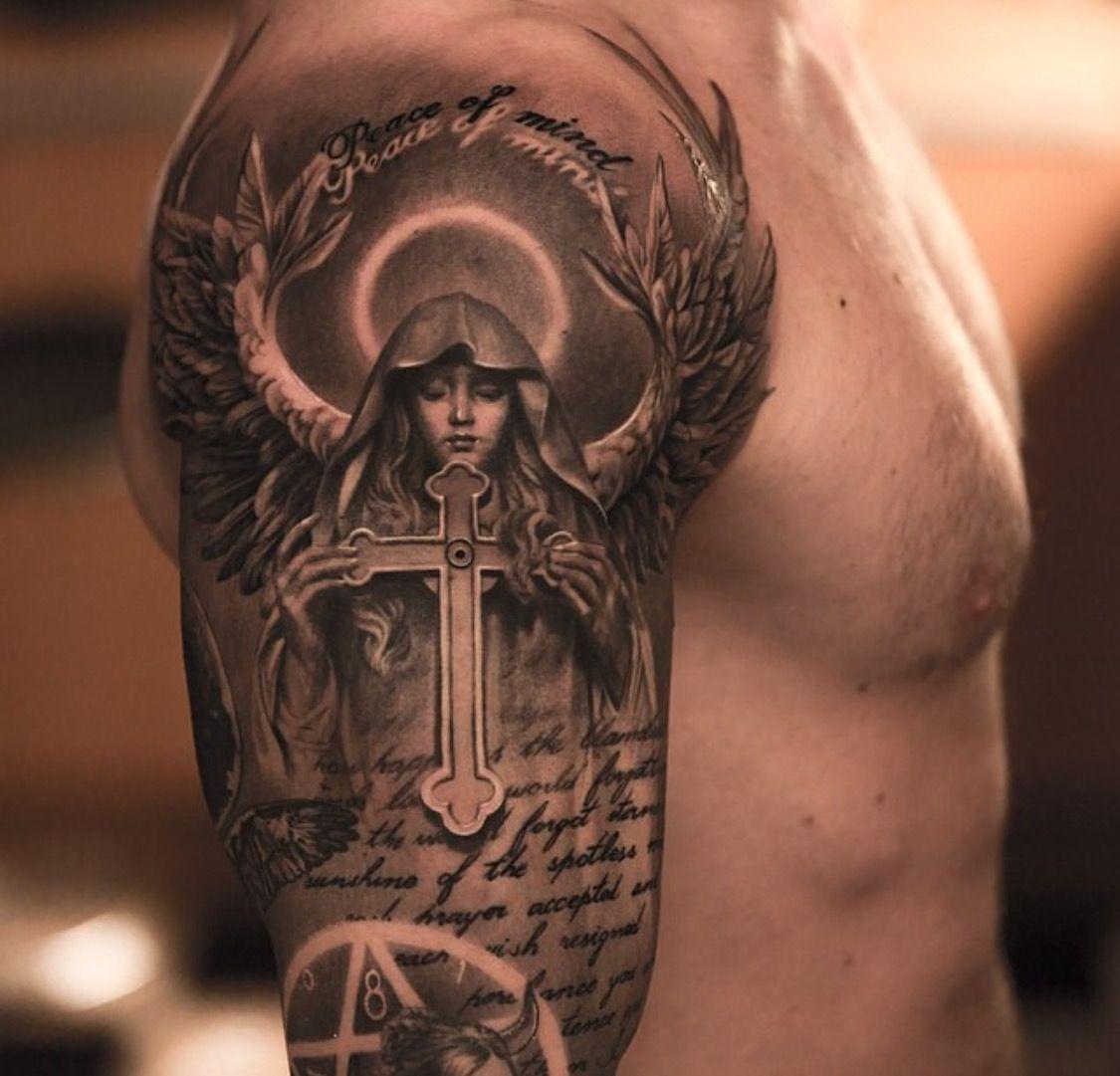 Pin By Antonio On Tattoos Pinterest Tatouage Tatouage Bras And
