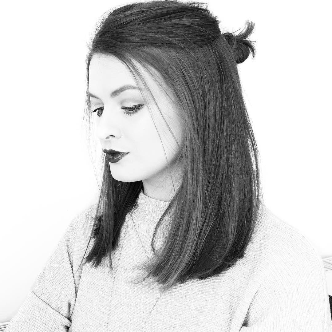Pin by mckensie mcgee on fancy pinterest instagram lob and hair
