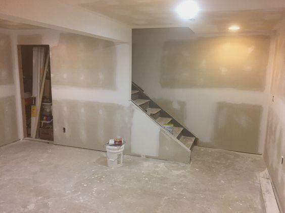 Basement Remodeling Unfinished Home Improvement
