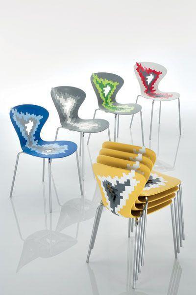 Sedia Kira 031 sedie moderne - sedute | Una SEDIA speciale | Pinterest