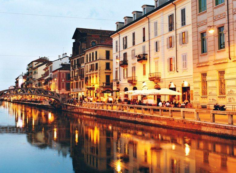 Milan's Secret Side