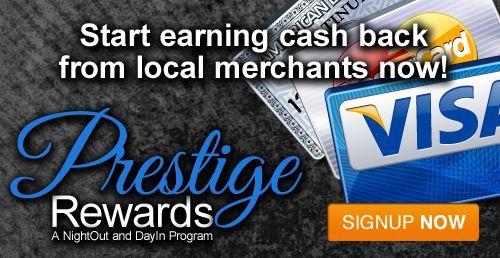 Prestige Rewards