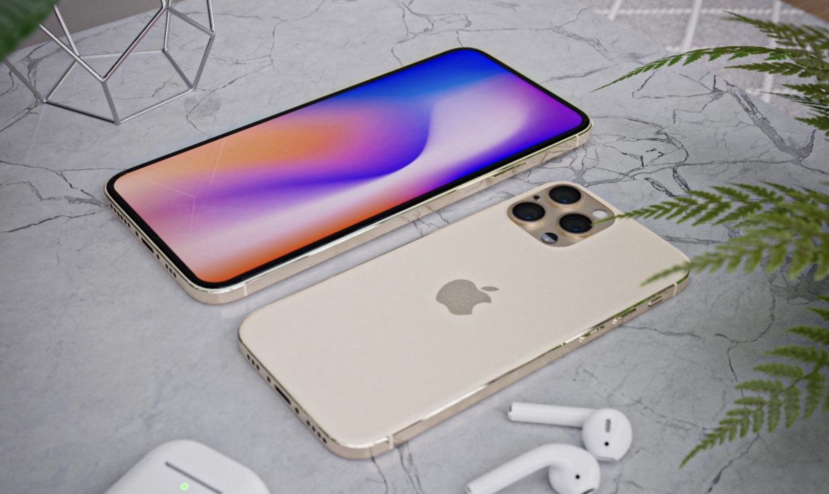 This Could Be The Iphone 12 According To The Latest Leaks Iphone Iphone Rumors New Iphone