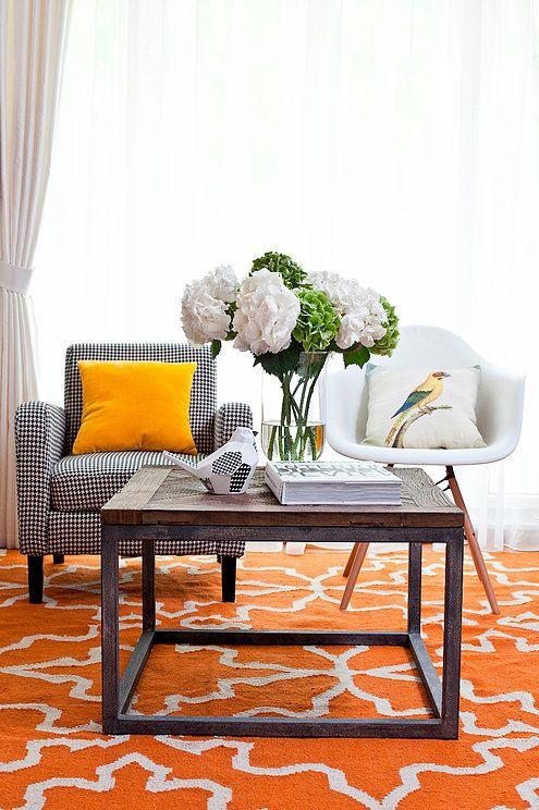 Дизайн двушки: светлая квартира с яркими акцентами в ...
