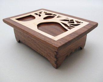 contemporary jewellery box design Google Search Craftiness