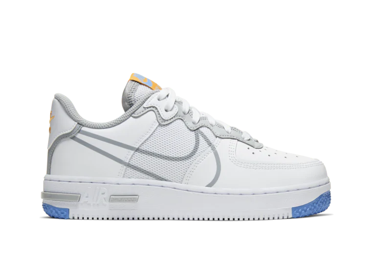 Nike Air Force 1 React @ Footlocker in 2020 | Nike air force ...