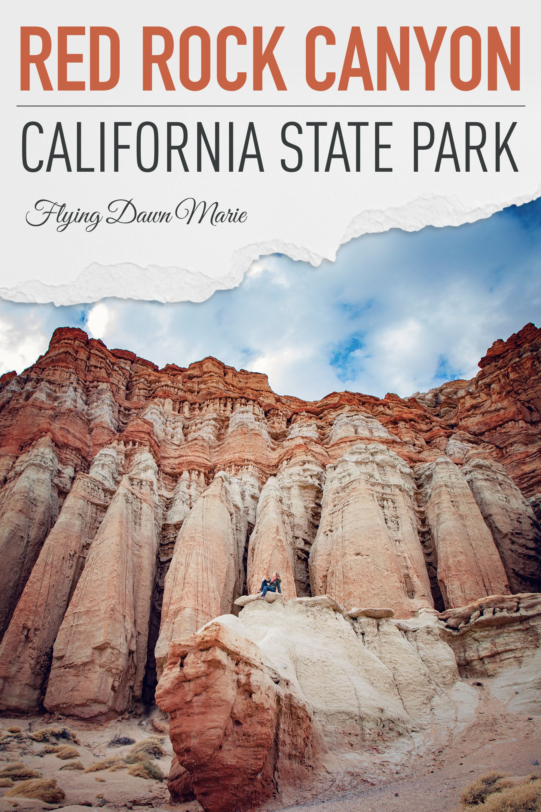 Red Rock Canyon State Park - CA's most underrated