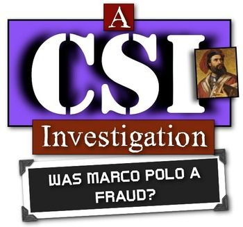 Marco polo csi investigation was marco polo a fraud investigate a marco polo csi investigation did marco polo actually travel to china was marco fandeluxe Gallery
