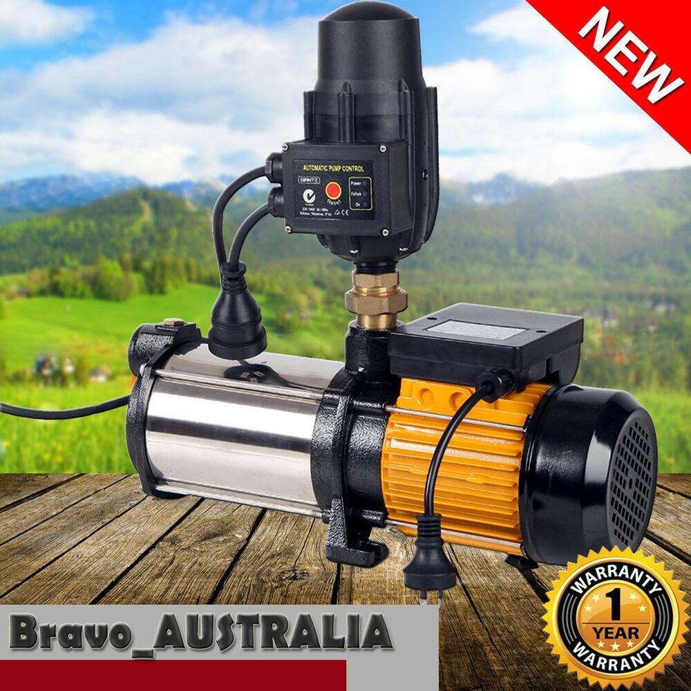 3.5HP Multi Stage Water Pump High Pressure Garden