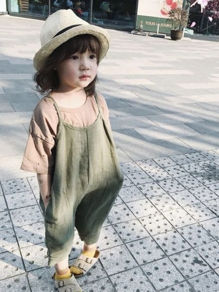Cute baby girl clothes outfits ideas 44