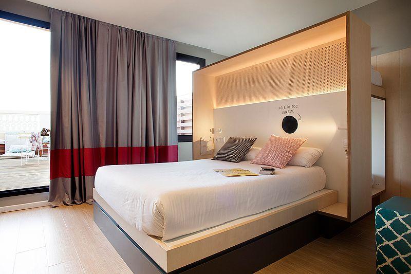 Toc hostel en barcelona de gca arquitectos 12 niche - Toc toc barcelona ...