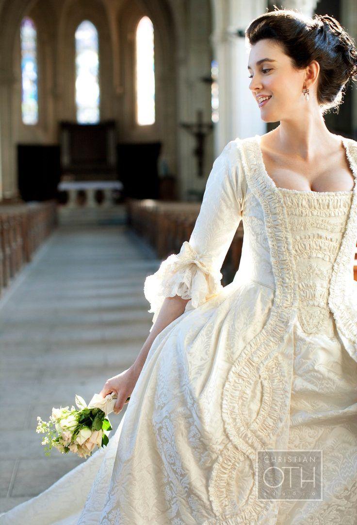 Картинки по запросу 18th century wedding dress | Beauty and the ...