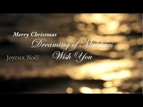 Have a Magical Christmas ! Un peu de douceur pour ce Noël que nous vous souhaitons Magique !  More Videos at http://www.dreamingofmaldives.com. Facebook.com/DreamingofMaldives.