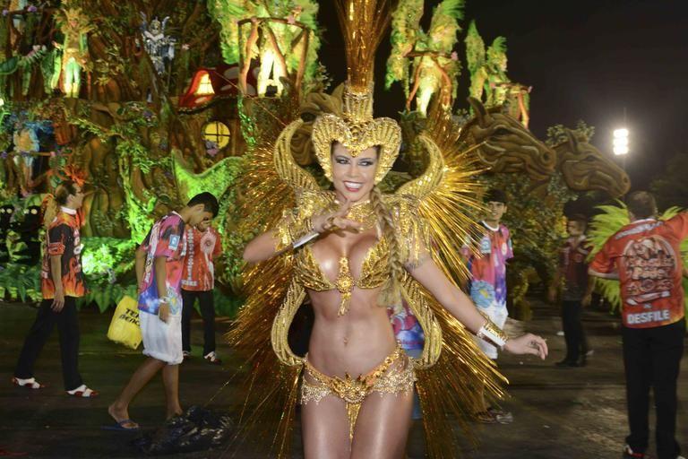 Juju Salimeni, Vivi Araújo... Veja as belas que agitaram o Carnaval de São Paulo