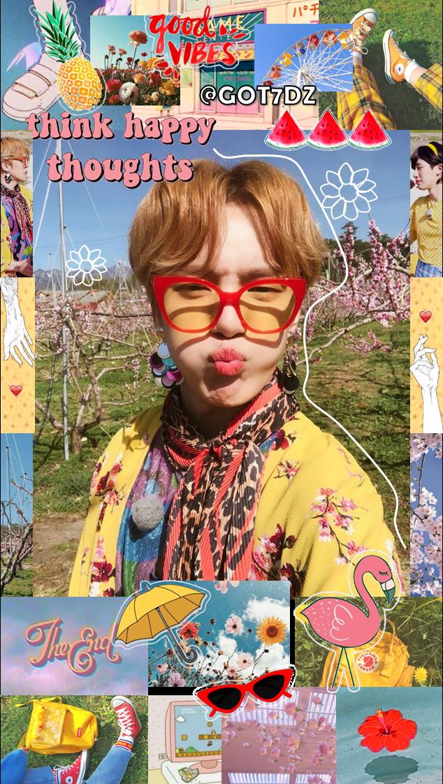 Aesthetic Collage Wallpaper Kpop Aesthetic