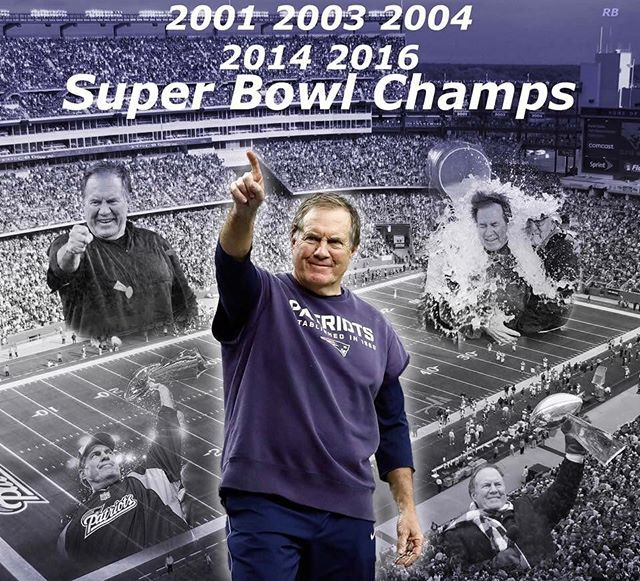 Happy Birthday To The Greatest Coach In NFL History
