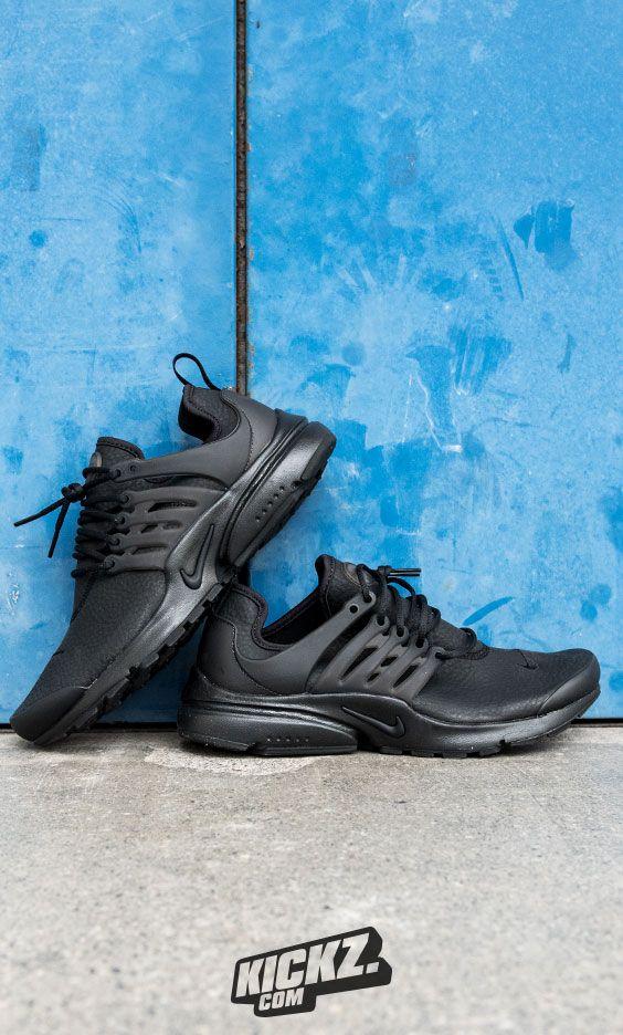 Black Roses - Nike W Air Presto PRM