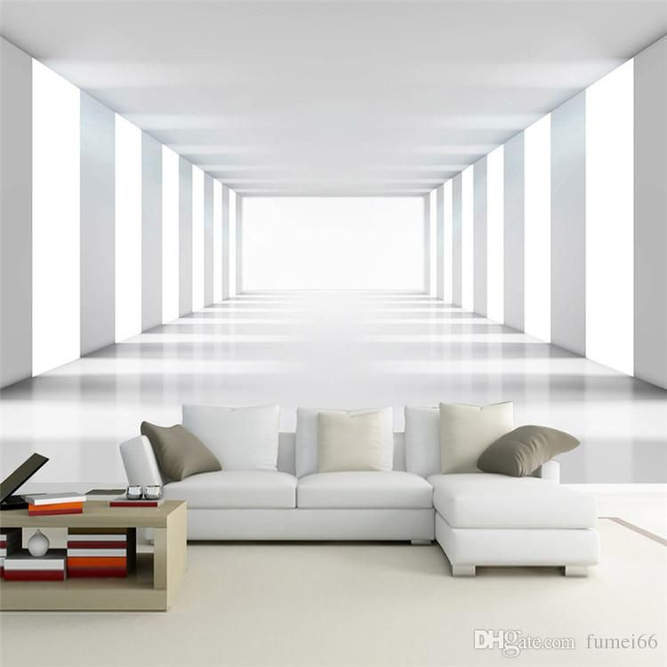 Acquista Dimensione Personalizzata 3d Moderno Minimalista