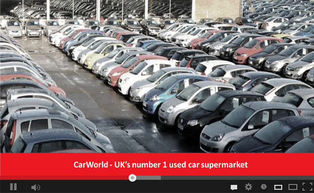 Used Cars Supermarket >> Car World Is The Fastest Growing Car Supermarket In The Uk