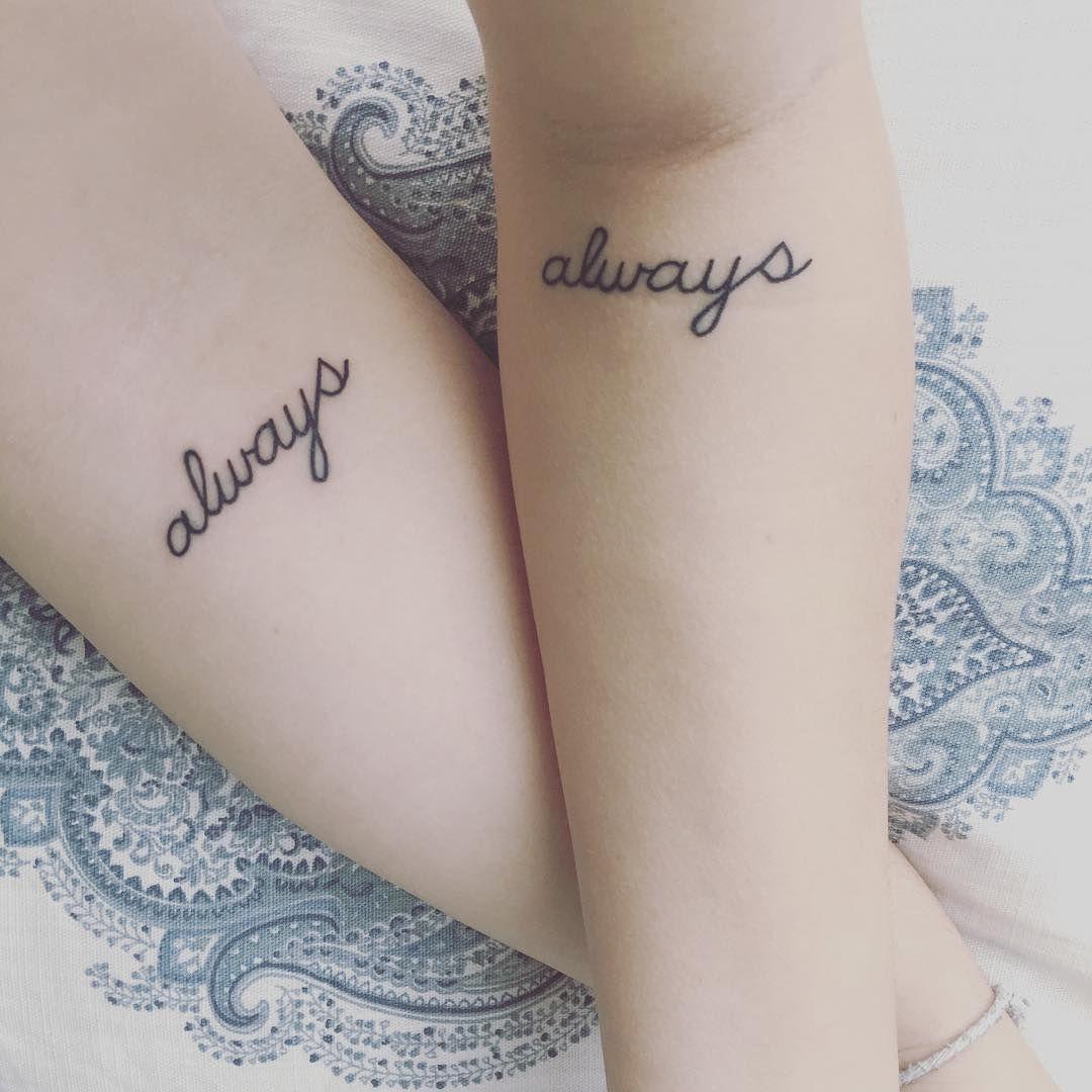 Rachael Mitchell Rachmitch14 Instagram Photos And Videos Always Tattoo Harry Potter Tattoo Sibling Tattoo S Sister Tattoos Always Tattoo Small Tattoos