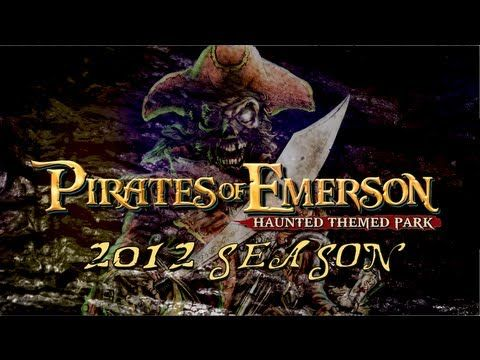 Pirates Of Emerson Haunted Themed Park
